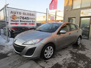 Used 2010 Mazda MAZDA3 Hayon 4 portes Sport, boîte automatique, for sale in Montréal, QC