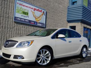 Used 2014 Buick Verano Cuir*49$/sem*toit*mags for sale in Richelieu, QC