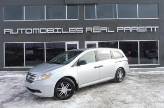 Used 2012 Honda Odyssey LX - AUTOMATIQUE - AC - 7 PASSAGERS  - for sale in Québec, QC