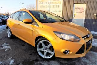 Used 2012 Ford Focus ***TITANE,AUTOMATIQUE,CUIR,TOIT,MAGS*** for sale in Longueuil, QC