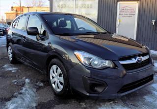 Used 2012 Subaru Impreza **AWD,BAS KILOMETRAGE,AUTOMATIQUE,A/C** for sale in Longueuil, QC