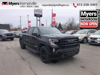 New 2020 GMC Sierra 1500 Elevation  - Sunroof for sale in Kemptville, ON