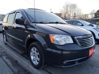 Used 2011 Chrysler Town & Country TOURING-ECO-7 SEATS-NAVI-BK UP CAM-BLUETOOTH-ALLOY for sale in Scarborough, ON