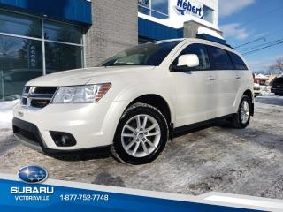 Used 2016 Dodge Journey SXT V6 3.6L ** 7 PASSAGERS ** for sale in Victoriaville, QC