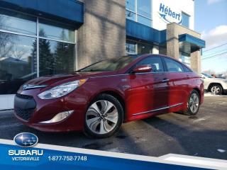 Used 2015 Hyundai Sonata Hybride ** HYBRIDE ** LIMITED for sale in Victoriaville, QC