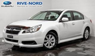 Used 2013 Subaru Legacy Convenience MAGS+SIEGES.CHAUFFANTS for sale in Boisbriand, QC
