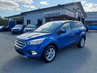 Used 2017 Ford Escape 4 portes SE, Traction intégrale for sale in Sherbrooke, QC