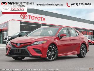 New 2020 Toyota Camry Hybrid SE  - Sport Styling -  Heated Seats - $237 B/W for sale in Ottawa, ON