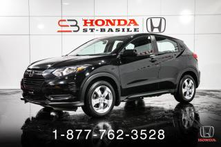 Used 2016 Honda HR-V LX + AWD + GARANTIE + PROPRE + WOW! for sale in St-Basile-le-Grand, QC