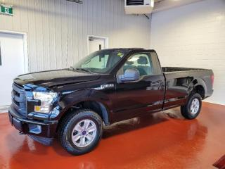 Used 2017 Ford F-150 XL LONG BOX 4X4 for sale in Pembroke, ON