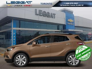 Used 2017 Buick Encore Sport Touring  -  Fog Lamps for sale in Etobicoke, ON