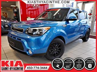 Used 2016 Kia Soul EX ** SIÈGES CHAUFFANTS / BLUETOOTH for sale in St-Hyacinthe, QC