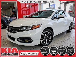 Used 2015 Honda Civic ** EN ATTENTE D'APPROBATION ** for sale in St-Hyacinthe, QC