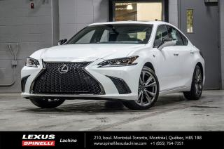 Used 2019 Lexus ES 350 F SPORT II; **LIQUIDATION / LOCATION DISPONIBLE** $7,419 DE RABAIS DU PDSF - LIQUIDATION 2019 for sale in Lachine, QC