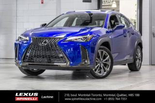 Used 2019 Lexus UX F SPORT I; **VENTE LIQUIDATION 2019** $1,970 RABAIS DU PDSF - LIQUIDATION 2019 for sale in Lachine, QC