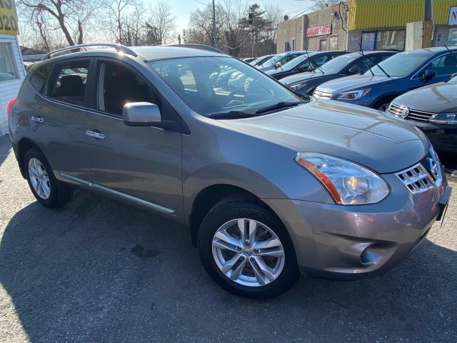 2013 Nissan Rogue SL/ AWD/ BACK UP CAM/ PWR GROUP/ ALLOYS!