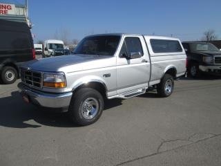 Used 1996 Ford F-150 XL 2 WHEEL for sale in Hamilton, ON