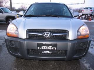 Used 2009 Hyundai Tucson GL for sale in Newmarket, ON
