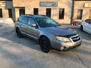 Used 2009 Subaru Outback 2.5i w/Touring Pkg,CERTIFIED for sale in Burlington, ON
