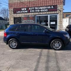 Used 2012 Ford Edge SEL for sale in Windsor, ON
