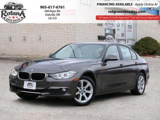 Used 2013 BMW 3 Series Sdn 328i xDrive AWD_Leather_Sunroof_Bluetooth for sale in Oakville, ON