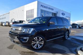 New 2020 Ford Expedition King Ranch Max for sale in Peace River, AB