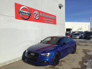 Used 2017 Audi A5 Progressiv 2dr AWD - S LINE COMPETITION for sale in Edmonton, AB