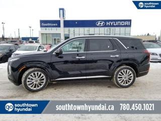 New 2020 Hyundai PALISADE Ultimate - Nav, Heads Up Display, Wireless Charging, A/C Rear Seats, Dual Panel Sunroof for sale in Edmonton, AB