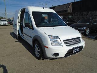 Used 2012 Ford Transit Connect AUTO CARGO VAN SAFETY CERTIFIED PW PL PM A/C for sale in Oakville, ON