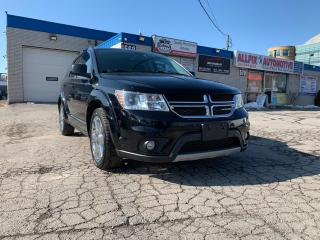 Used 2015 Dodge Journey 4dr Limited_Navi_Rear Camera_Bluetooth_7 Seats for sale in Oakville, ON