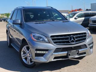 Used 2014 Mercedes-Benz M-Class ML 350 BlueTEC for sale in Oakville, ON