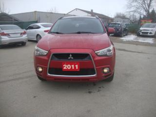 Used 2011 Mitsubishi RVR GT for sale in London, ON