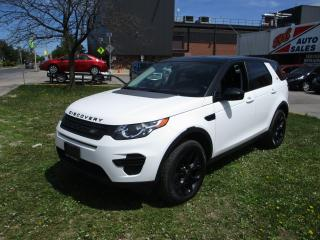 Used 2016 Land Rover Discovery Sport SE for sale in Toronto, ON