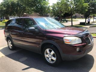 Used 2008 Pontiac Montana SV6/ CERTIFIED / 2 YEAR WARRANTY for sale in North York, ON
