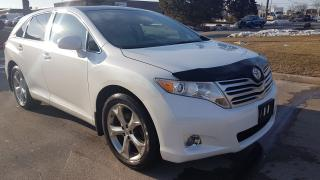 Used 2011 Toyota Venza CAMERA/ LEATHER / FWD/ CERTIFIED/ 3 YEAR WARRANTY for sale in North York, ON