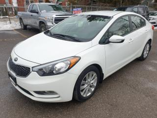 Used 2015 Kia Forte LX for sale in Brampton, ON