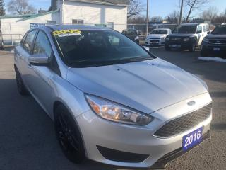 Used 2016 Ford Focus SE for sale in St Catharines, ON