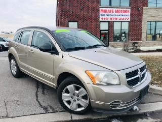 Used 2009 Dodge Caliber SXT for sale in Rexdale, ON