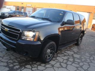 Used 2014 Chevrolet Tahoe Ex-Police for sale in Mississauga, ON