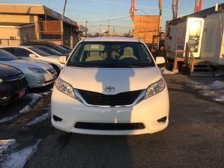 Used 2013 Toyota Sienna 4 Dr Auto LE for sale in Etobicoke, ON