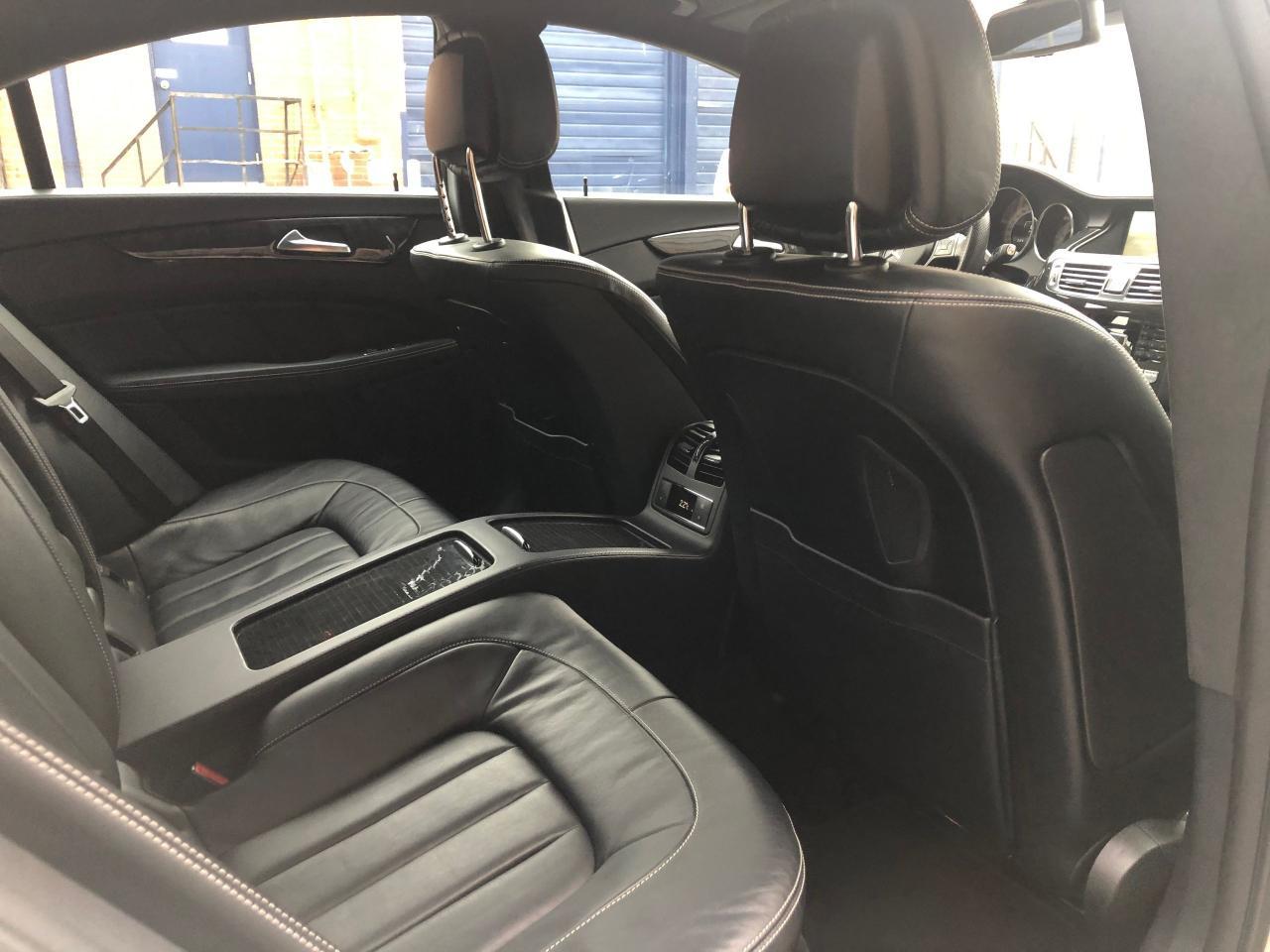 2014 Mercedes-Benz CLS-Class