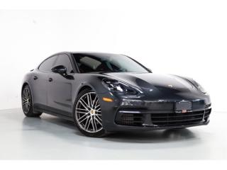 Used 2018 Porsche Panamera 4S   SPORTS CHRONO   BOSE   NAVI   SUNROOF for sale in Vaughan, ON