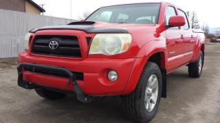 Used 2006 Toyota Tacoma Double Cab Long Bed for sale in West Kelowna, BC