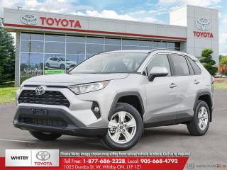 New 2020 Toyota RAV4 XLE FWD XLE for sale in Whitby, ON
