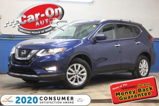 Used 2018 Nissan Rogue SV PANO ROOF ADAPTIVE CRUISE REAR CAM HTD SEATS for sale in Ottawa, ON