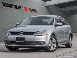 Used 2014 Volkswagen Jetta Sedan 4dr 2.0 TDI DSG Trendline+* for sale in Mississauga, ON
