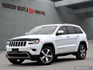 Used 2016 Jeep Grand Cherokee 4WD 4Dr Limited for sale in Mississauga, ON