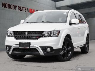 Used 2018 Dodge Journey Crossroad FWD for sale in Mississauga, ON