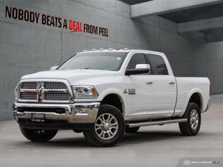 Used 2016 RAM 3500 *GPS*Cam*Heated Seats*Rem Start* for sale in Mississauga, ON