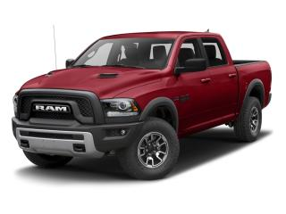 Used 2017 RAM 1500 4WD Crew Cab 140.5  Rebel for sale in Mississauga, ON
